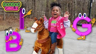 Hello Gaby! I am a Horse! (Learn How To Spell with Goo Goo Girlz)