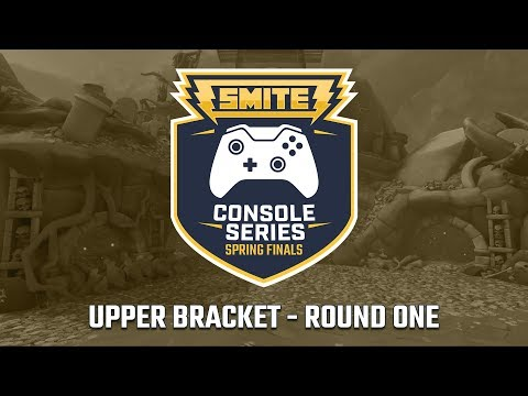 SMITE Spring Console Finals: Upper Bracket - Astral vs. Team Rival (Game 3)