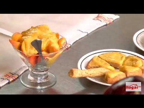 Como hacer una crema de mango - Hogar Tv  por Juan Gonzalo Angel