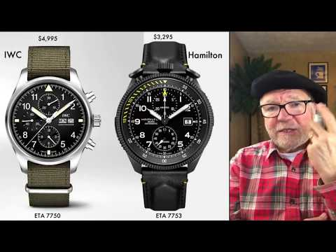 Concealing Movement Brands in Watch Marketing