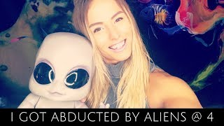 I Got Abducted by Grey Aliens.... Age 4