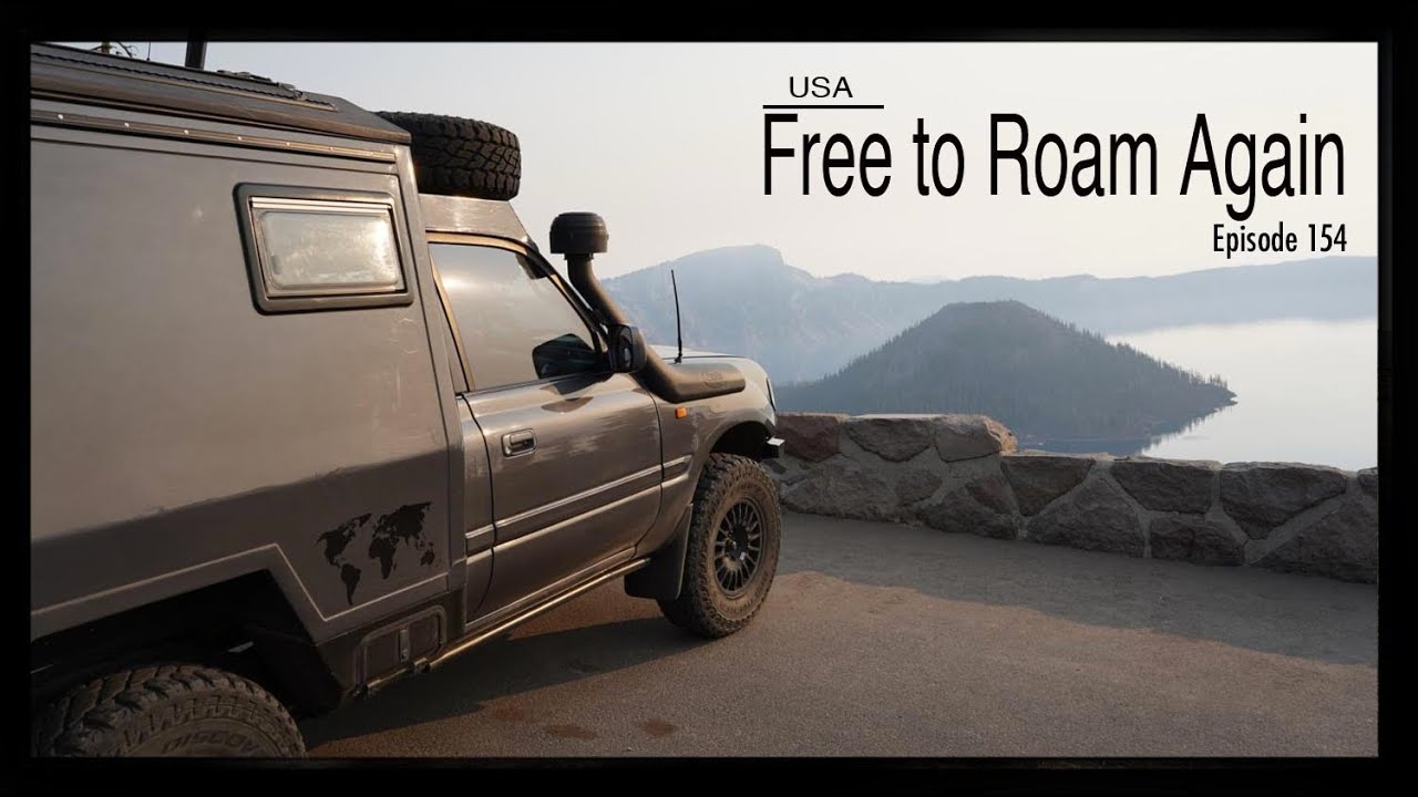 Free to Roam Again!