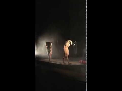 Sia Cries at Red Rocks Amphitheatre - Titanium