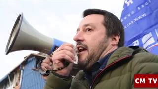 Matteo Salvini a Civitanova