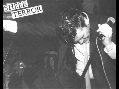 Sheer Terror - Three Year Bitch