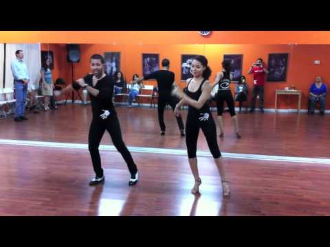 Touch Bachata Moves 10 Breakdown