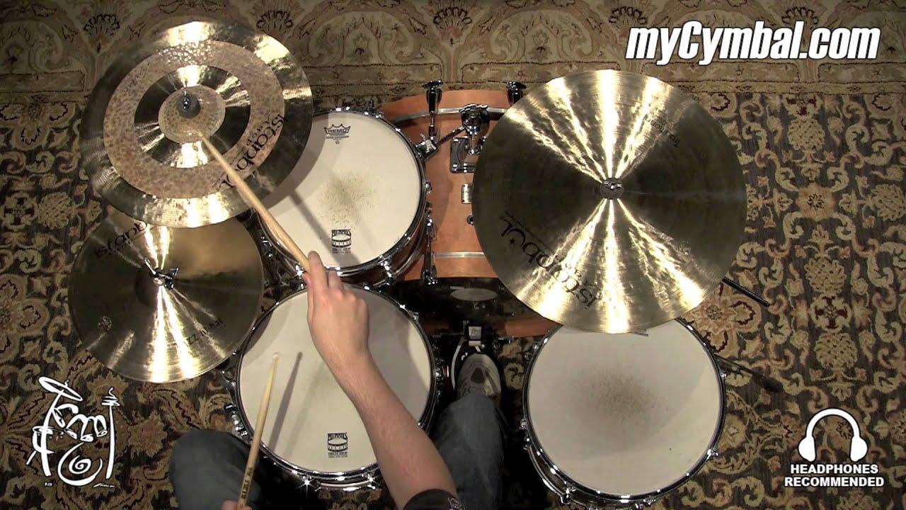 "Download Istanbul Agop 17"" Sultan Crash Cymbal - 1191g (SC17-1060315J)"
