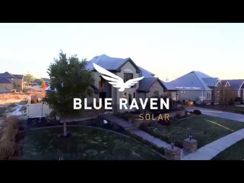 Solar Install in One Day - Blue Raven Solar - Time Lapse