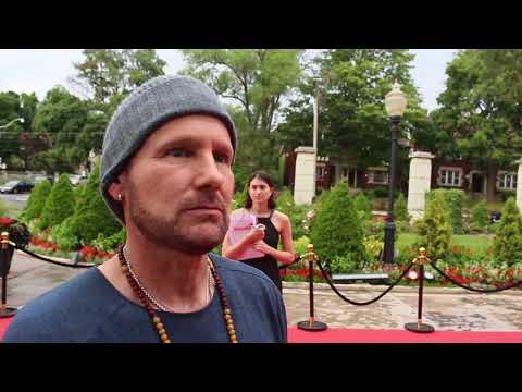 """Chat w Corey Hart  at at Canada's Walk Of Fame """"Music Under The Stars"""" Fundraiser"""