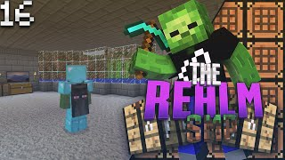 Minecraft PE Realms SMP E16 - Back At It! (MCPE 0.15.9 Multiplayer)