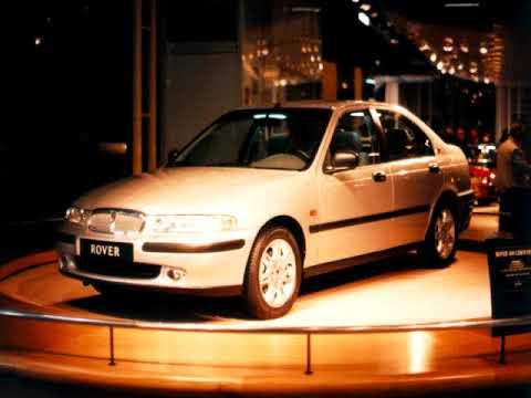 1996 Rover 400