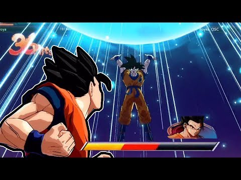 THE SPIRIT BOMB STRAT! | Dragonball FighterZ Ranked Matches