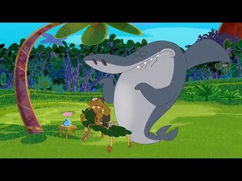 Зиг и Шарко | Конец света с01э10 | русский мультфильм | дети видео | мультфильмы |