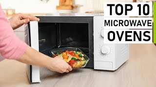 Top 10 Best Microwave Ovens & Countertop Microwaves