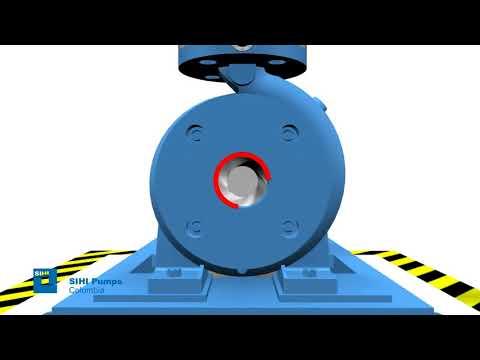 Bomba Centrifuga (Part 4) – Instalacion de bomba centrifuga