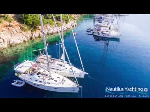Sailing holiday in the Ionian