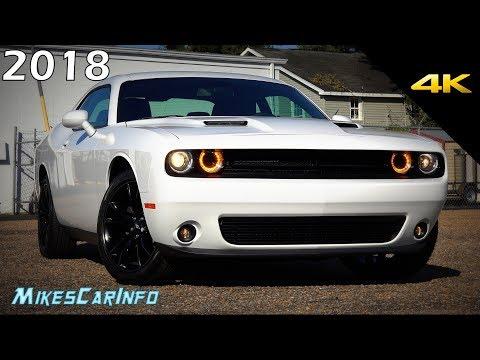 2018 Dodge Challenger SXT Blacktop - Ultimate In-Depth Look in 4K