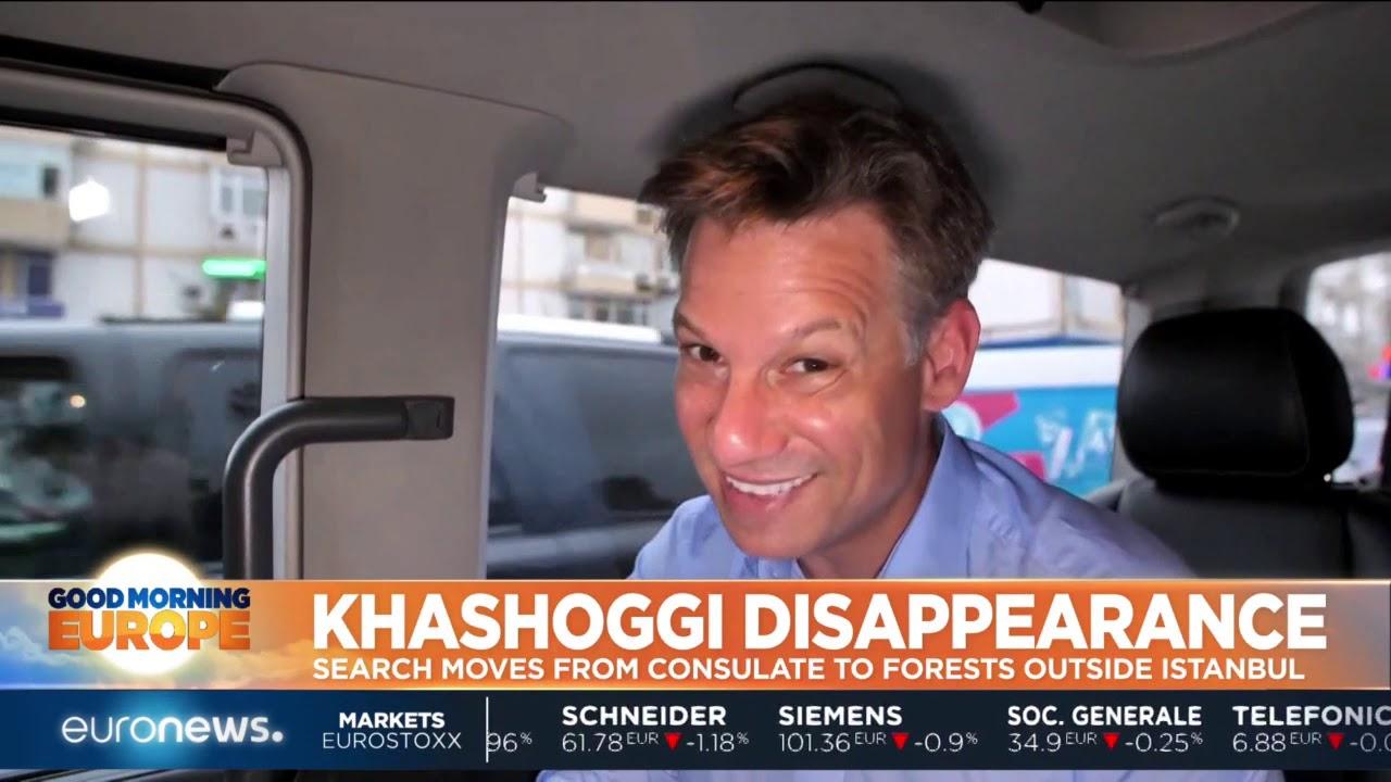 #GME | Turkey broadens search for Khashoggi