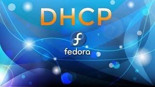 Installation et configuration du DHCP sous Linux FEDORA(Darija)