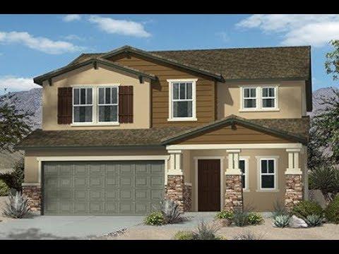Modern 5 bedroom KB HOME, MyHeaven Model Tour, Plan 2568, Las Vegas,  Landings at San Severo