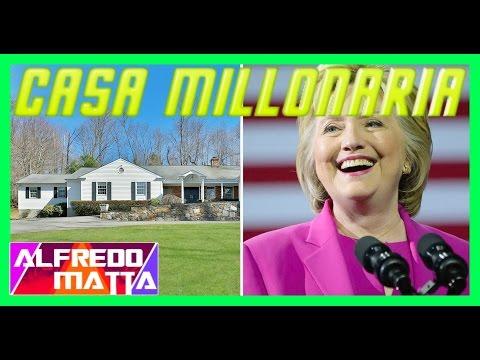 Hillary Clinton Compra Millonaria Casa
