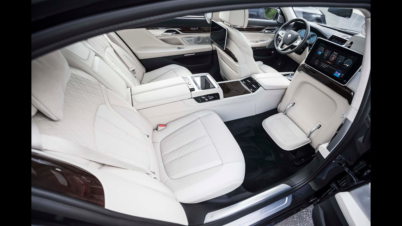 2016 BMW 7 Series M Sport Interior Design Review