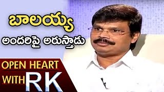 Boyapati Srinu Shares His Relationship With Bal...