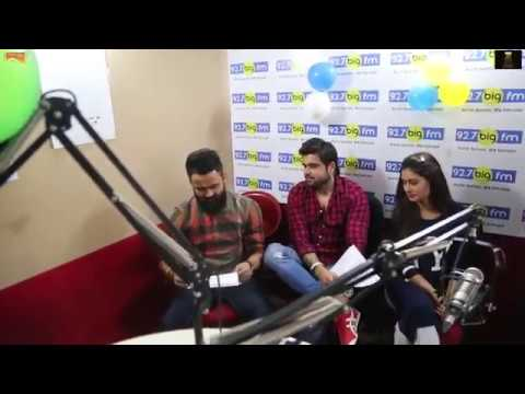 Channa Mereya | Star Cast Visits | Big Fm 92.7| Ninja | Amrit Maan | Payal Rajput | Rel on 14July