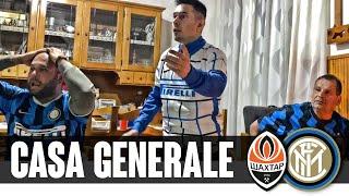 Live Reaction SHAKHTAR DONETSK-INTER 0-0 Casa Generale