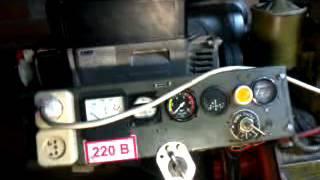 видео Дизельный генератор