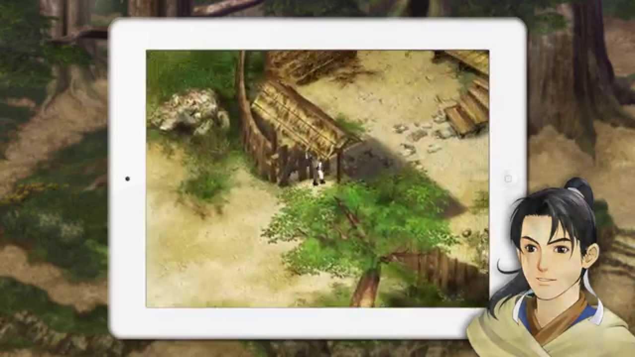 新仙劍奇俠傳(正版單機) iOS版6/18傳承重現 - YouTube