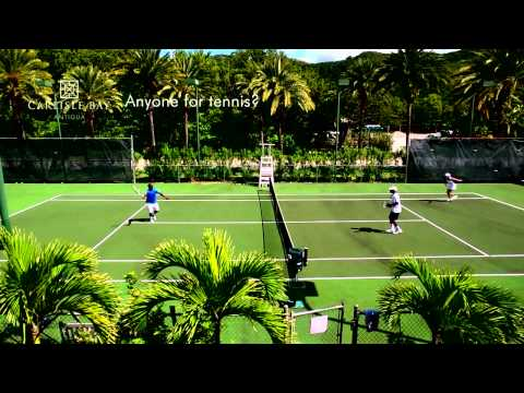 Carlisle Bay - Anyone For Tennis