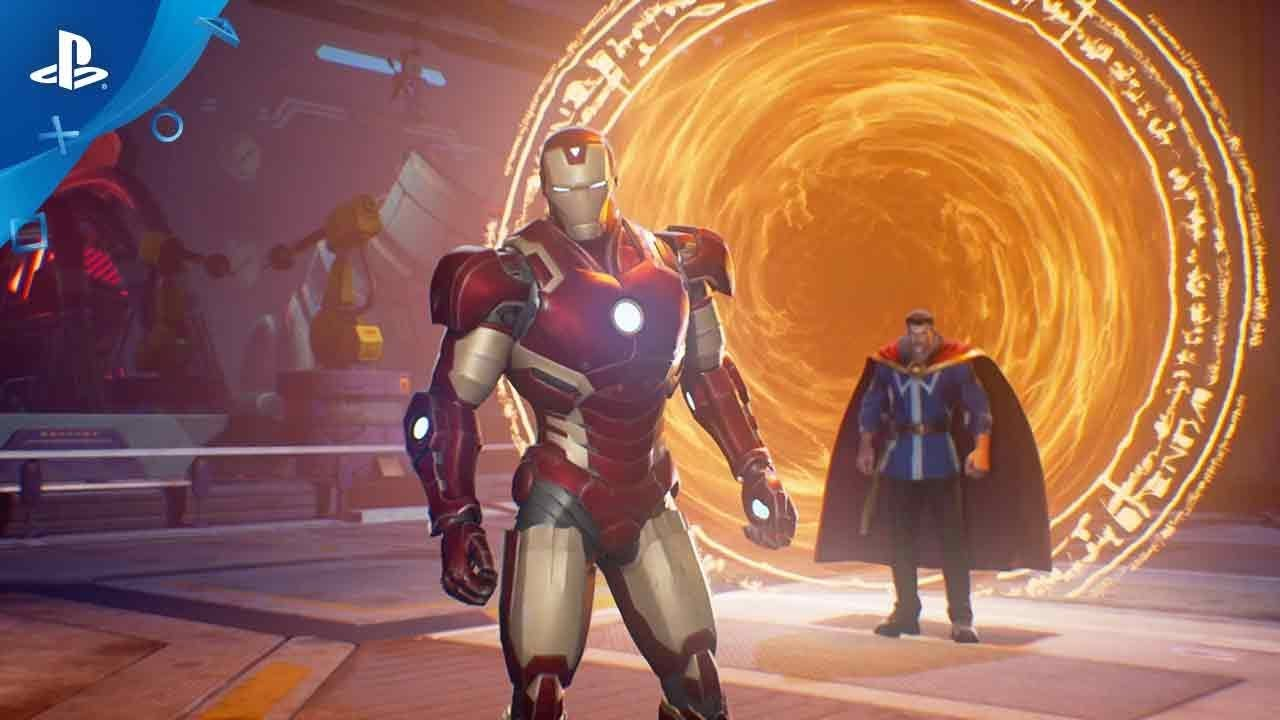 Marvel vs. Capcom: Infinite – Launch Trailer | PS4