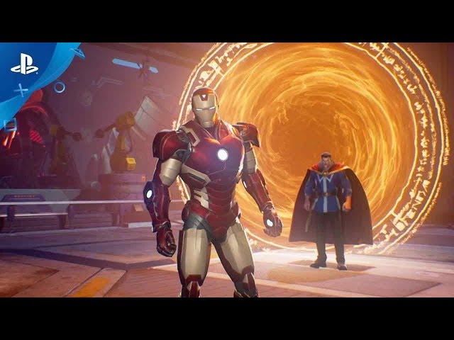 Marvel vs. Capcom: Infinite - Launch Trailer | PS4