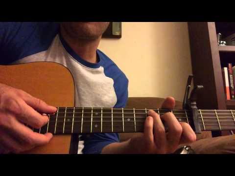 Live Oak - Jason Isbell Guitar Tutorial