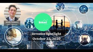 eBumps at Investor Spotlight October 22, 2020