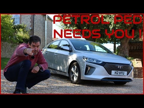Hyundai UK gave me an IoniQ PHEV...BUT I NEED YOUR HELP !