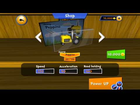 OverVolt: crazy slot cars trailer v 1.2