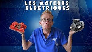 JE N'AI RIEN COMPRIS AUX MOTEURS ELECTRIQUE