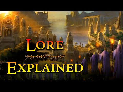 Why Must the Elves Leave Middle-Earth? - LOTR Lore