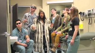 "Med Life - Med School Parody of ""Thrift Shop"" by Macklemore and Ryan Lewis Resimi"