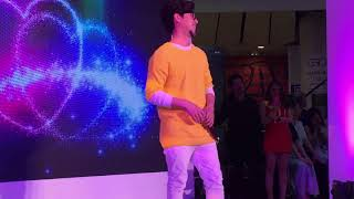 Perfect - Ed Sheeran Cover by Tom Room39 #TomIsara at Central world [Shell Event]