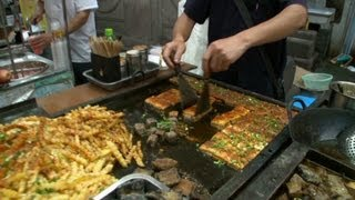 CNN looks at how to eat like a local in Shanghai, China.