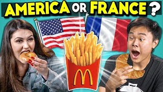 Baixar Guess Where These 5 Foods Are From | People Vs. Food