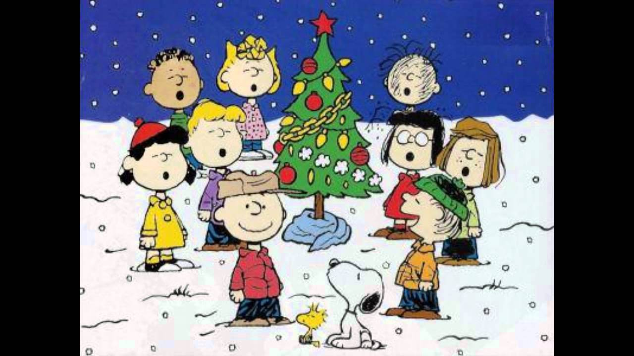 Charlie Brown Christmas Bump - YouTube