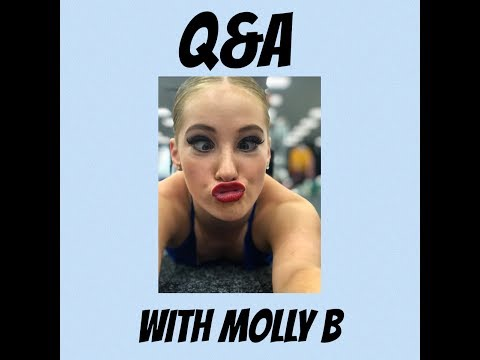 Q&A from Instagram - Molly B