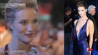 ROSIE HUNTINGTON-WHITELEY Model by Fashion Channel