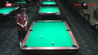 2014 Hard Times 10 Ball - Francisco Bustamante vs Chris Robinson