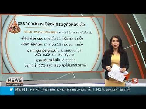 เลือกตั้ง 2562 : นักธุรกิจ-นักลงทุนห่วงตั้งรัฐบาลล่าช้าฉุดเศรษฐกิจไทย