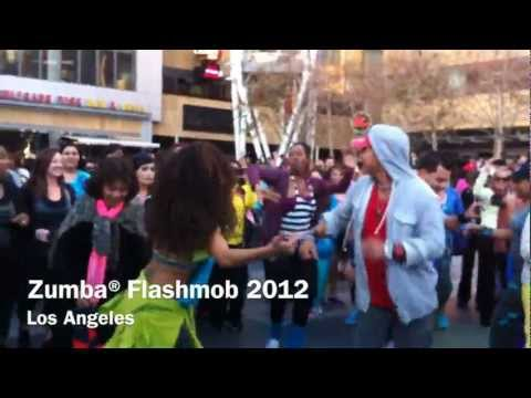 Los Angeles Zumba® Flash Mob with Beto Perez